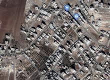 ارض 541م للبيع في البنيات واجهه عريضة تصلح لفيلا أو اسكان سكن ج