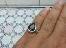خاتم ياقوت نسائي
