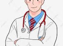 مطلوب دكتور او دكتورة يمسك مركز طبي مع خبرة لاتقل عن سنتين
