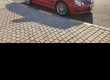 Mercedes Benz SL 550 in Cairo