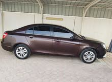 Geely Emgrand X7 2016 For sale - Brown color