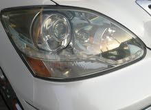 Gasoline Fuel/Power   Lexus LS 2005