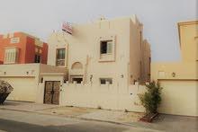 للايجار فيلا تجارية في مدينة حمد الدوار 10 موقع مميز جدا