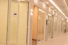 مكاتب ومحلات تجارية للإيجار