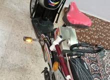 دراجة كهربائية  قوية بالطلوع تمشي سرعة 30 تمشي بالشحنة 20