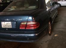 For sale 2000 Blue E 240