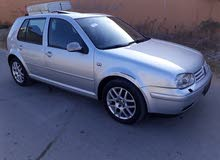 For sale 2001 Silver Golf
