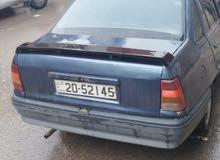 1 - 9,999 km Opel Kadett 1988 for sale
