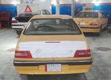 بيجو اكد 2015 تكسي  السعر ( 64 ورقه ) ماشيه  52 الف كيلو متر سياره نظيفه وبيها مجال بسيط