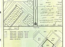 فرصه ارضين شبك سكني تجاري بولاية الخابوره مربع الهجاري