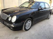 مرسديس E200