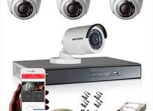 انظمة حماية الكترونية ومراقبة