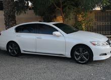 Beige Lexus GS 2007 for sale