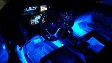 اضاءة داخلية LED لجميع انواع السيارات