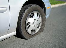 FLAT TIRE CHANGE,FIX,REPAIR assistance in doha 24/7 hours