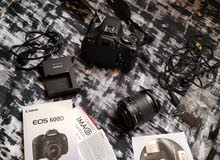 Canon 600SD used only 2 times with all accessories and bag