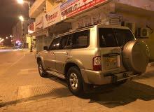 Gasoline Fuel/Power   Nissan Patrol 2002