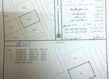 للبيع أرض سكنية في اسرار بني عمر