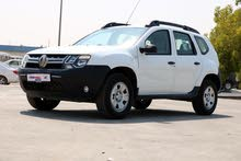 Brand new Renault Duster PE 4x2 Gcc specs 3 year warranty