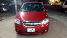 Gasoline Fuel/Power   Chevrolet Aveo 2008