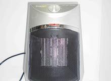 أحصل على الدفاية الشخصية Strong LUX الكهربائية مزوده بمروحة لتوزيع الحرارة بق