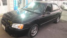 Hyundai Accent made in 2002 for sale