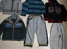 ملابس ولادية استعمال نظيف جدا