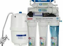 جهاز فلتر ماء 7 مراحل