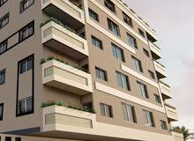 شقق للبيع بالنصر شرق بنك فلسطين 120مترطابق أول بنايه جديده كل الخدمات متوفره