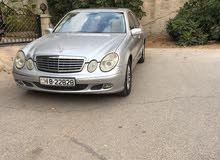 Used E 200 2005 for sale