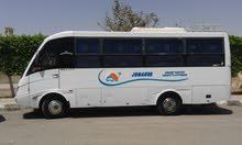 باص المتسوبيشي 28 راكب للايجار اليومي والرحلات