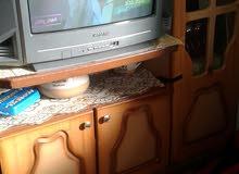 بوفيه ( تلفزيون ) خشب ( NDF )  للبيع بسعر  ( 50 )