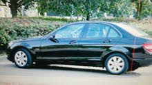 For sale Mercedes Benz C 180 car in Amman