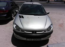 بيجو 206 فحص  1600 اصلي بسعر مغري