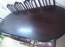 طاولة سفرة خشب اصلي