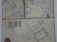 أرض سكنية للبيع بولاية العامرات من المالك