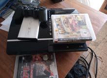 PS3 Fat +مع كل ملحقاته