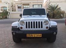 Jeep Wrangler GCC