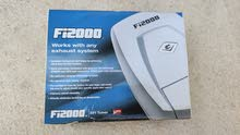 Motorcycle Electronic Fuel Tuner Fi2000