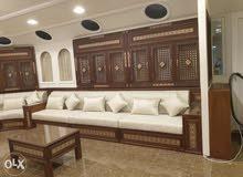 مطلوب منجد اثاث upholsterer required المصنعة