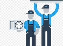 صيانة وتركيب جميع أنواع التكييف