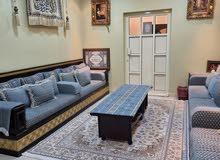للبيع بيت في مدينه حمد الدوار الثامن جهة الهايوي