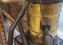 مكنسة كهرباء برميل ماركة البارون 3000 واط