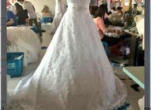 فساتين أعراس جديدة 350 ألف فقط الفستان