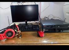 كمبيوتر ممتاز سريع + ابلاستيشن3 ممتازة السعر ناااار اقرء الوصف