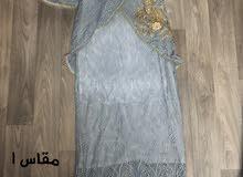 فستان فخم جدا حلو باللبس مقاس 1
