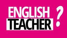 مطلوب مدرس أو مدرسة لغة انجليزية