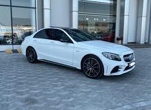 Mercedes Benz C 43 / 2021 (White)