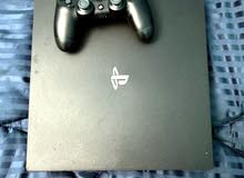 PS4 pro in a perfect condition