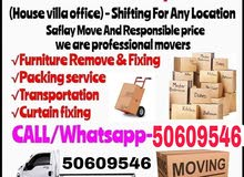 Moving & Packing service in DohaWhatsApp